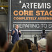 Artemis Day, Unveiling of Moon Mission Rocket Stage (NHQ201912090009)