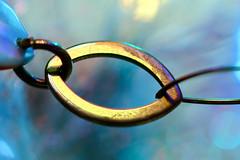 Chains (paulapics2) Tags: macromonday chains gold glisten macro