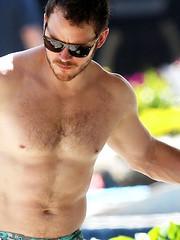 mHOKGMi (Polarwet) Tags: hot actor chrispratt beard handsome