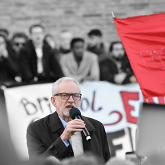 mix 9851 (m.c.g.owen) Tags: british general election 2019 december bristol jeremy corbyn rally leader the opposition labour party great britain politics england uk college green city council hall politician 9th campaign united kingdom