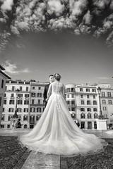 2019-12-09_09-58-32 (albertomazzei1) Tags: wedding weddingphotography weddingday sposi roma piazzadispagna scalinata stairs rome italy photographer albertomazzei