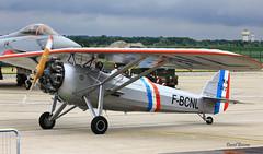 Morane Saulnier MS317  n° 6627/273  ~ F-BCNL (Aero.passion DBC-1) Tags: 2017 meeting st dizier morane saulnier ms317 ~ fbcnl dbc1 david biscove aeropassion avion aircraft aviation plane airshow