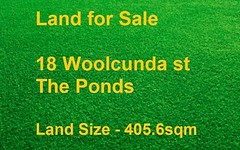 18 Woolcunda Street, The Ponds NSW
