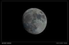 20191209_Waxing gibbous (Clapiotte_Astro) Tags: moon waxing gibbous gibbeuse lune astronomy astronomie astrophoto astrotech66ed astrophotographie astrophotography astrotech canon700d