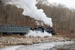 Valley Railroad (Mojave511) Tags: railroad train steam locomotive valleyrailroad essexsteamtrain connecticut