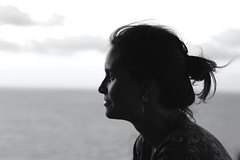 Eleonora (GR Imaging) Tags: monochromatic chiaroscuro grimaging flickr blackandwhite bw woman photo photography monochrome portrait