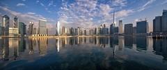 Dubai Skyline (Achim Thomae Photography) Tags: 2019 architektur dubai uae vae cityscape copyrightachimthomae businessbay
