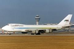 Airfreight Express Boeing 747-245F(SCD) G-GAFX (gooneybird29) Tags: flugzeug flughafen aircraft airport airplane airline muc boeing 747 airfreightexpress ggafx afx cargo