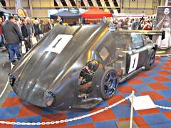 003 AC 428 Frau Racing Car (2002) (robertknight16) Tags: 2000s sportscar racecar racingcar nec nec2015 racing musclecar