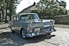 Chevrolet Beauville Station Wagon 1956 (2540) (Le Photiste) Tags: clay chevroletdivisionofgeneralmotorsllcdetroitusa chevroletbeauvillestationwagon cc 1956 chevroletbelairv8series2400model24194doorbeauvillestationwagonfisherbody americanluxurycar americanstationwagon borgerthenetherlands oddvehicle oddtransport rarevehicle mostrelevant mostinteresting nuestrasfotografias perfect perfectview beautiful afeastformyeyes aphotographersview autofocus artisticimpressions alltypesoftransport anticando blinkagain beautifulcapture bestpeople'schoice bloodsweatandgear gearheads creativeimpuls cazadoresdeimágenes carscarscars canonflickraward digifotopro damncoolphotographers digitalcreations django'smaster friendsforever finegold fairplay fandevoitures greatphotographers groupecharlie ineffable infinitexposure iqimagequality interesting inmyeyes livingwithmultiplesclerosisms lovelyflickr myfriendspictures mastersofcreativephotography niceasitgets photographers prophoto photographicworld planetearthbackintheday planetearthtransport photomix soe simplysuperb showcaseimages slowride simplythebest simplybecause thebestshot thepitstopshop theredgroup thelooklevel1red themachines vividstriking wow wheelsanythingthatrolls yourbestoftoday oldtimer