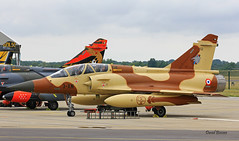 Dassault Mirage 2000D n° 652 ~ 3-XN  Armée de l'air (Aero.passion DBC-1) Tags: 2017 meeting st dizier dassault mirage 2000 ~ 3xn armée de lair dbc1 david biscove aeropassion avion aircraft aviation plane airshow
