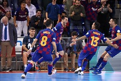 DSC_2529 (Noelia Déniz) Tags: fcb barcelona barça futsal lnfs inter movistar blaugrana azulgrana palau indoors culé