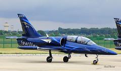 Aero L39 Albatros ~ LX-STN (Aero.passion DBC-1) Tags: 2017 meeting st dizier aero l39 albatros ~ lxstn dbc1 david biscove aeropassion avion aircraft aviation plane airshow