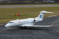 Photo of TC-ARB Bombardier BD100 Challenger 300