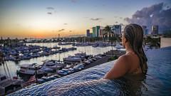 Infinity Pool Sunsets (Instagram: MAS Media Labs) Tags: adventure adventureswithyou beach canon explore hawaii islands kauai lifeofadventure luau masmedia masmedialab masmedialabs masmedialabscom maui mikeshikes oahu ocean pacificocean paradise pearlharbor photographer photography sunrise sunset travelwithme vacation volcano waikikibeach