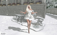 first snow (Biatch Fenwitch) Tags: tmcreations kiratattoo pkc cynful yummy bq ysoral lueurxrevoul pp exile catwa maitreya meshbody meshhead home snowflakes snow winter xmastime carolofthebells dress gacha bracelets rings lippiercing tattoos sheerboots winterlove angelina hair lyriumposes firstsnow