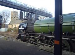 Tornado (JuliaC2006) Tags: tornado steam train 60163 locomotive