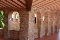 Claustro superior (fernand0) Tags: alquézar huesca spain claustro cloister
