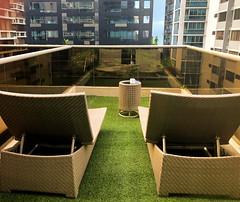 12th Floor Balcony (ShacklefordPhotoArt) Tags: panama city panamacity centralamerica patio balcony chairs