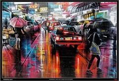Graffiti 2018 in Hongkong (pharoahsax) Tags: wanchai kunst ausland dankitchener graffiti orte hongkong objekte graffitykuenstler hongkongisland asien china