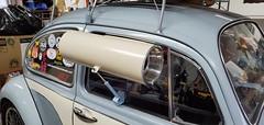 Vintage VW Swamp Cooler (houseofboyd) Tags: vintage vw swamp cooler