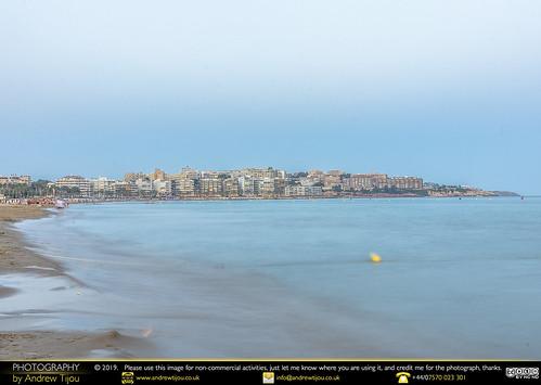 Salou Sea Front