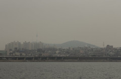 Trapped by dust (jujukim1993) Tags: seoul korea southkorea smog dust air pollution rx100