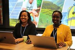 Green Rwanda Delegation at COP25 | Madrid, Spain (greenfundrwanda) Tags: rwanda greenrwanda environment cop25