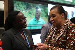 Green Rwanda Delegation at COP25 | Madrid, Spain (greenfundrwanda) Tags: rwanda greenrwanda rwandagreenfund environment cop25