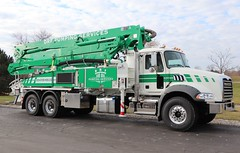 DRF Pumping Services Truck (raserf) Tags: drf pumping services inc delaray foundations concrete cement truck trucks pump pumper mack putzmeister lincoln delaware sturtevant wisconsin racine county