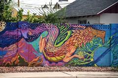 PhxGraffiti46 (ONE/MILLION) Tags: phoenix arizona streets art artist graffiti alley williestark onemillion homeless