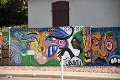 PhxGraffiti40 (ONE/MILLION) Tags: phoenix arizona streets art artist graffiti alley williestark onemillion homeless