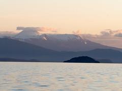 Taupo Mountains (edschache) Tags: newzealand taupo lake mountain