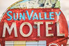 Sun Valley Motel (Thomas Hawk) Tags: america elpaso elpasocounty sunvalleymotel texas usa unitedstates unitedstatesofamerica motel neon fav10 fav25 fav50 fav100
