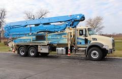 Lonesome Dove Concrete Pumping, LLC Truck (raserf) Tags: lonesome dove concrete cement pump pumper pumping truck trucks llc mack putzmeister belgrade montana sturtevant wisconsin racine county