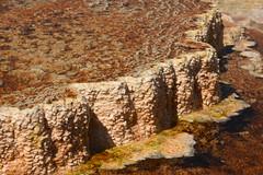 Hot Spring Terrace Close-Up 2 (Amaury Laporte) Tags: geothermal geothermalfeatures mammoth mammothhotsprings nationalpark nature northamerica usa unitedstates wyoming yellowstone