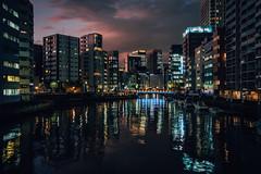 river (yoshi_2012) Tags: streetphotography 東京 八丁堀 xpro2 xf24mm