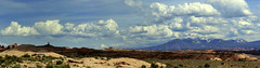 Arches Nationalpark - Panorama, Utah (André-DD) Tags: arches nationalpark unitedstatesofamerica usa utah archesnationalpark wolken clouds cloud wolke panorama berge berg mountain mountains scenery aussicht view
