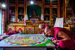 DSCF0266 (Deepak Kaw) Tags: diskit ladakh people portrait culture composition colours fujifilm
