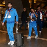 kuwait National Team arrives to hamad airport 24-11809