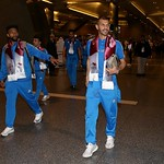 kuwait National Team arrives to hamad airport 24-11805