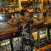 DSC_0851 Troy Bar Reggae Thursday Hoxton Street Shoreditch London with Beautiful Somali Kay Service with a Smile a Wonderful Bartender. Thanks for great service most appreciated
