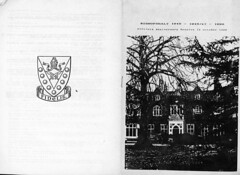 bishopshalt school (foundin_a_attic) Tags: bishopshalt schoolhillingdon uxbridge 1940 1990 anniversary reunion