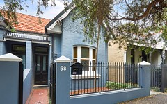 58 Agar Street, Marrickville NSW