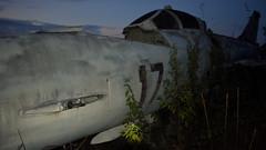 Mikoyan-Gurevich Mig.21bis Laos Air Force serial 17 (Erwin's photo's) Tags: phonsavan laos airbase airport xieng khouang air base aircraft aviation lao derelict dumped stored wrecks relics wr mikoyangurevich mig21bis force serial 17