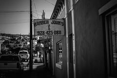 globe 05430 (m.r. nelson) Tags: arizona america southwest usa thewest wildwest mrnelson marknelson markinaz newtopographic urbanlandscape artphotography portraits peopleblackwhite bw monochrome blackandwhite