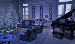 Matters of Space 02 : Christmas in Paris (TP&TJ Phantom) Tags: slhome slchristmas slparis slphotography slblog slfashion secondlifestyle secondlifeavatar secondlife paris christmasinparis