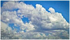 Fragmentos / Fragments (Claudio Andrés García) Tags: nubes clouds cielo sky skyscape naturaleza nature primavera spring fotografía photography shot picture cybershot flickr