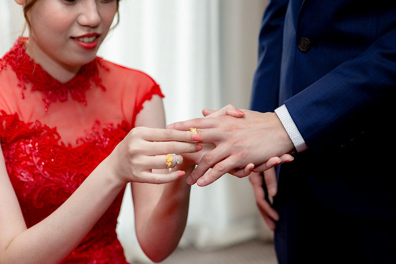 [婚攝] 育瑞 & 萱容 大直典華會館 | 雙儀式午宴 | 婚禮紀錄