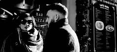 Just passing. (Baz 120) Tags: candid candidstreet candidportrait city contrast street streetphoto streetcandid streetportrait strangers rome roma ricohgrii europe women monochrome monotone mono noiretblanc bw blackandwhite urban life portrait people italy italia grittystreetphotography faces decisivemoment